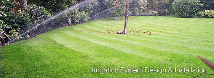 Irrigation System Design & Installation